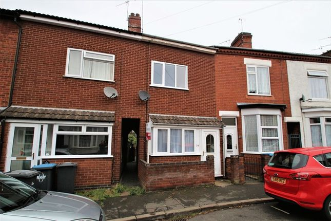 Thumbnail Terraced house to rent in Essex Street, Rugby
