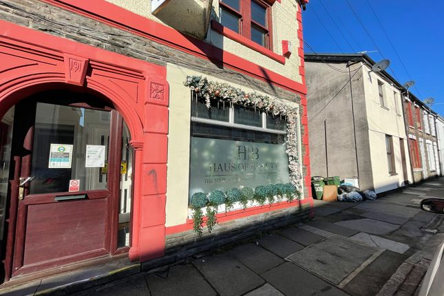 Retail premises to let in Cardiff Road, Taffs Well