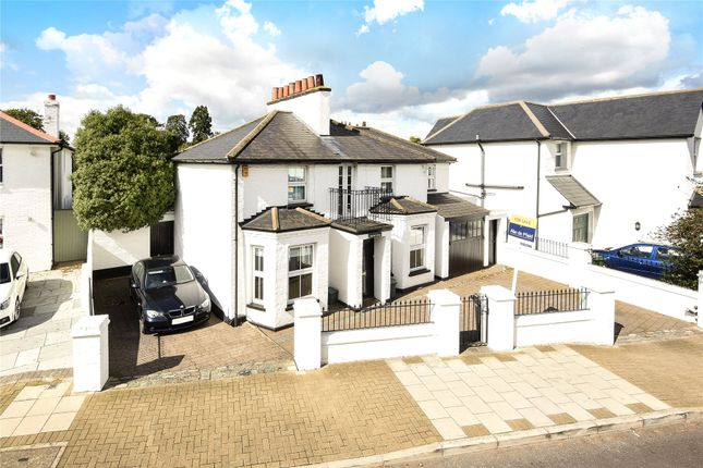 Thumbnail Detached house for sale in Gravel Road, Bromley