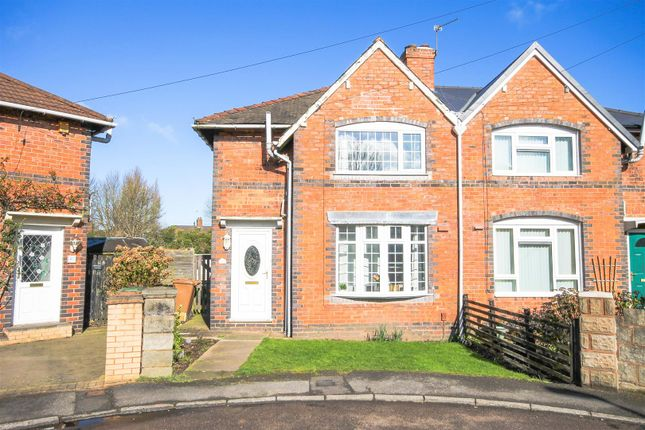 Thumbnail Semi-detached house to rent in Hollemeadow Avenue, Walsall