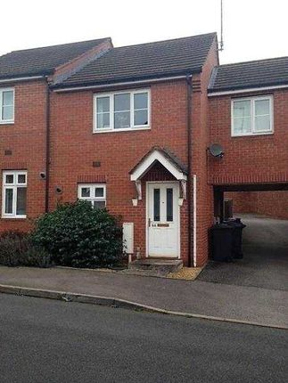 Thumbnail Semi-detached house to rent in Stowe Drive, Bilton, Rugby