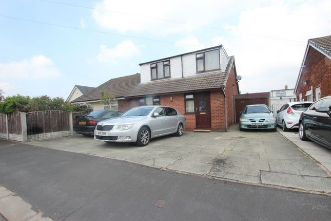 Thumbnail Semi-detached house for sale in Wyedale Road, Haydock, St. Helens