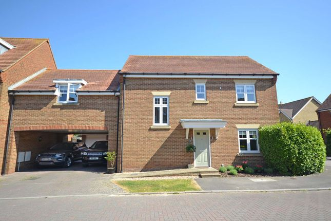 Thumbnail Detached house for sale in Hunnisett Close, Selsey