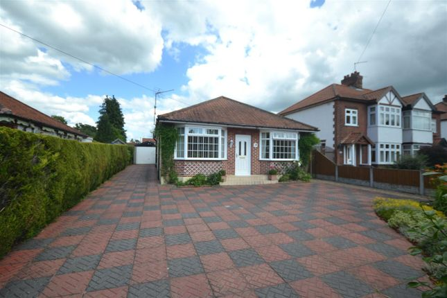 Thumbnail Detached bungalow for sale in Thorpe St Andrew, Norwich