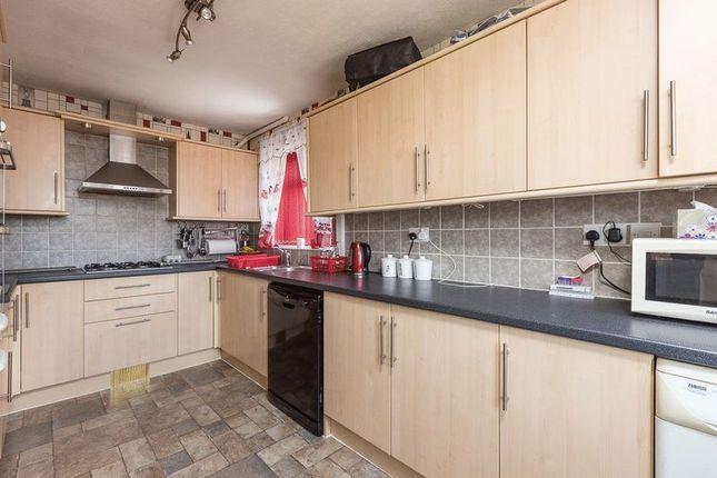 Kitchen of Holmes House Avenue, Winstanley, Wigan WN3