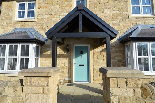External of Rosewood Close, North Shields NE29