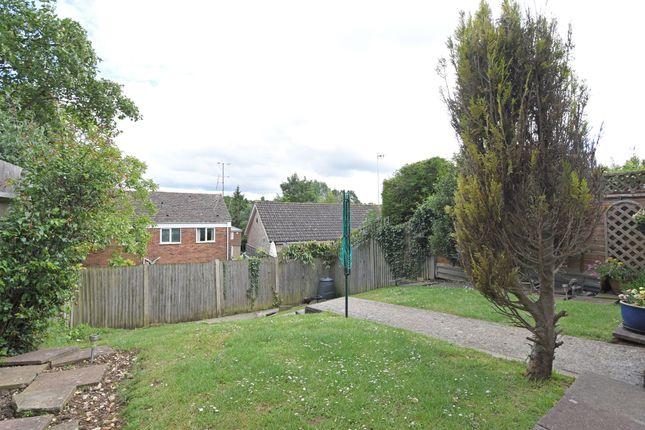 Garden of Ryarsh Crescent, Orpington BR6