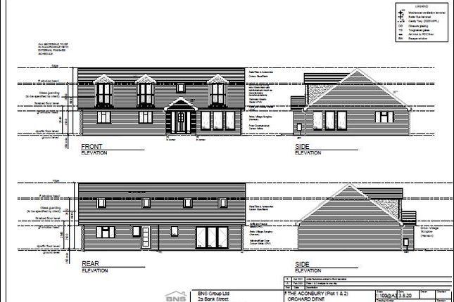 Thumbnail Detached house for sale in High House Lane, Hadlow, Tonbridge