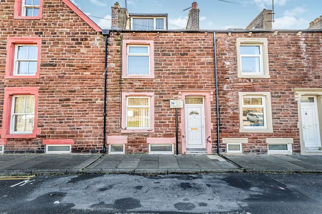 Thumbnail Terraced house to rent in Mill Street, Maryport