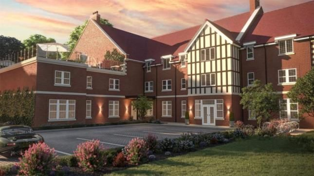 Thumbnail Flat for sale in Woodview, Lambourne Road, Essex