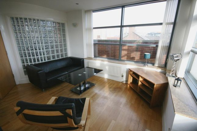 Thumbnail Flat to rent in Ellesmere Street, Manchester, Greater Manchester