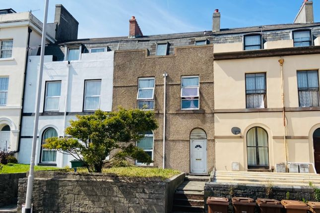 6 bed terraced house for sale in Embankment Road, Plymouth PL4