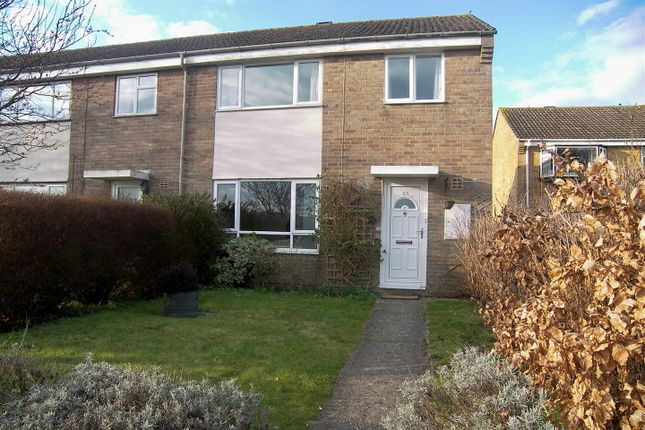 Thumbnail End terrace house to rent in Rival Moor Road, Petersfield