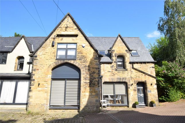 Thumbnail Semi-detached house for sale in The Croft, St. Anns Tower, 214 Kirkstall Lane, Leeds