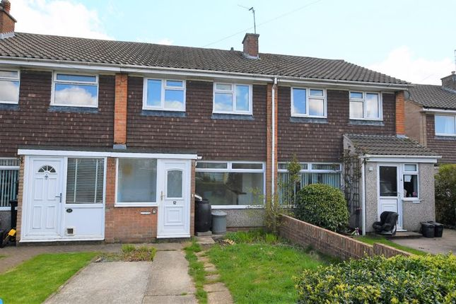 3 bed terraced house for sale in Waterside Crescent, Waterford Park, Radstock BA3