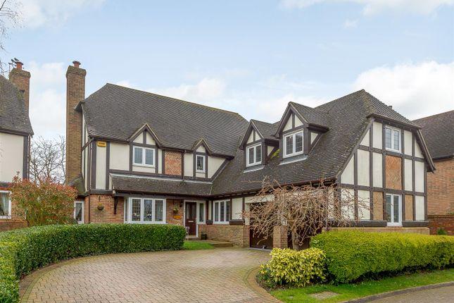 Thumbnail Detached house for sale in Scotts Farm Close, Maids Moreton, Buckingham, Buckinghamshire
