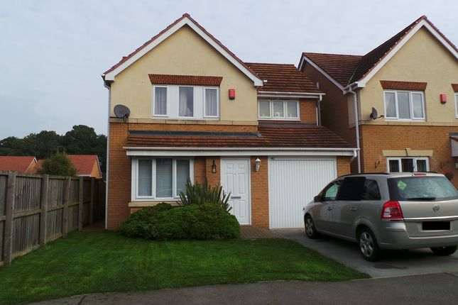 Thumbnail Detached house for sale in Sunningdale Way, Gainsborough