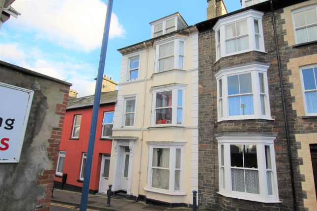 Thumbnail Town house to rent in Queen Street, Aberystwyth