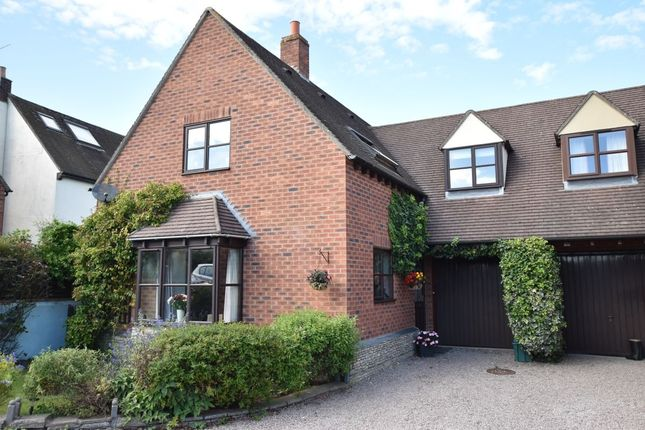 Thumbnail Semi-detached house for sale in Station Road, South Littleton, Evesham