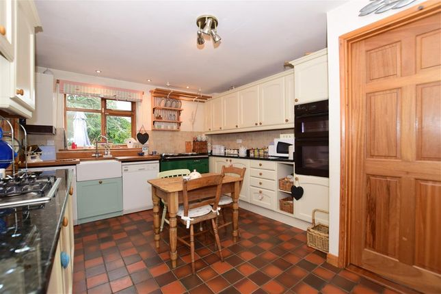 Thumbnail Detached house for sale in Swanley Village Road, Swanley Village, Kent