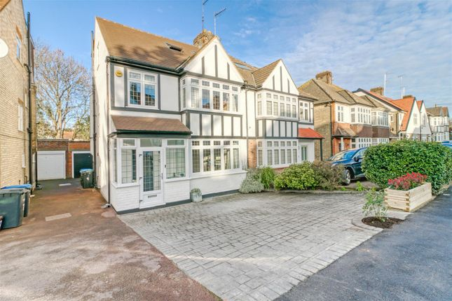 Thumbnail Semi-detached house for sale in The Alders, London