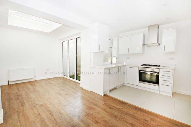 Thumbnail Flat to rent in Morrish Road, London