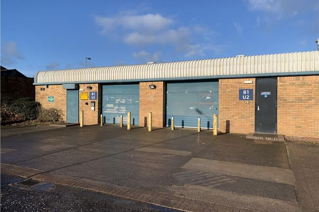 Thumbnail Industrial to let in Block 1 Unit 1-2, Glencairn Industrial Estate, Kilmarnock