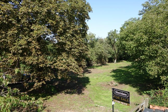 Thumbnail Land for sale in The Street, Badwell Ash, Bury St. Edmunds