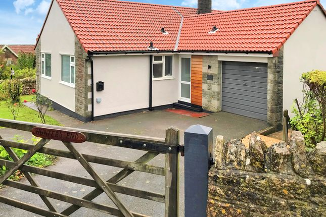 Thumbnail Detached bungalow for sale in Rhodyate Hill, Blagdon