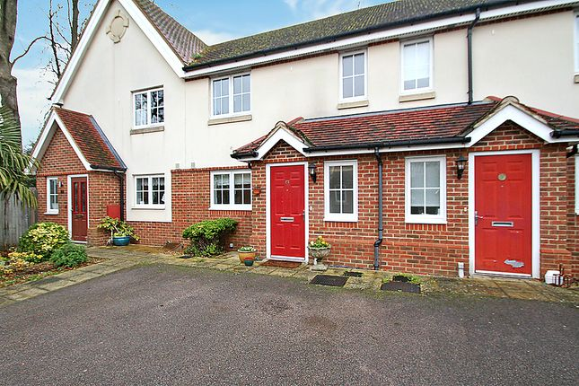 Thumbnail Terraced house for sale in Beech Close, Tunbridge Wells, Kent