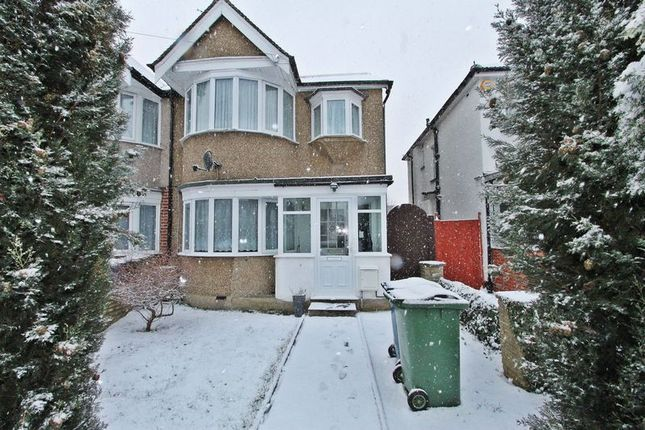 Thumbnail End terrace house to rent in Exeter Road, Harrow