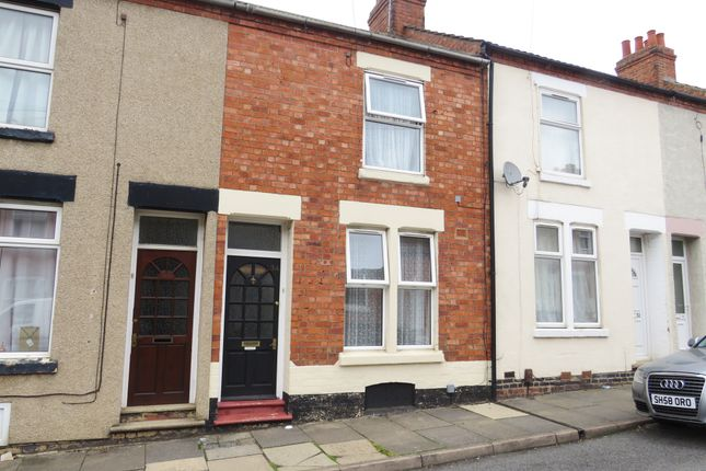 2 bed terraced house for sale in Essex Street, Northampton NN2