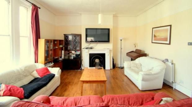 Thumbnail Flat to rent in A Stafford Road, Southsea, Hampshire