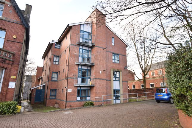 Thumbnail Flat for sale in Clarendon Road, Hyde Park, Leeds