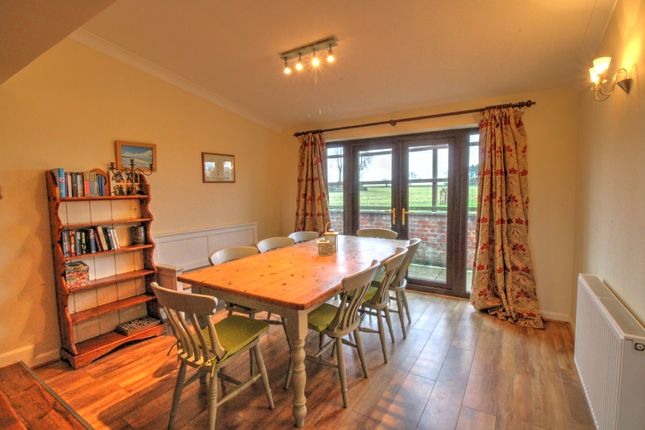 Dining Area of Oak Lane, East Ruston, Norwich NR12