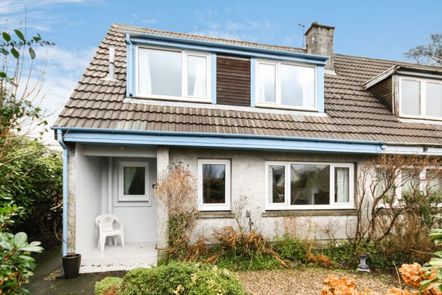 Thumbnail Semi-detached house for sale in 21 Achlonan, Taynuilt