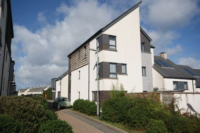 Thumbnail Flat for sale in Northey Road, Bodmin