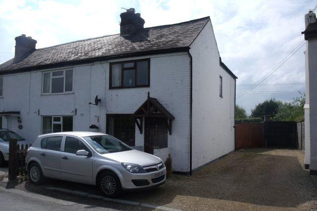 Thumbnail Semi-detached house to rent in Horsebridge, Minsterley, Shrewsbury