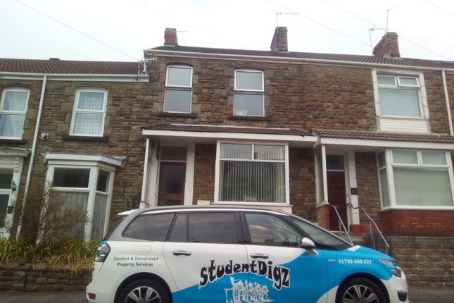 Thumbnail Property to rent in Rhondda Street, Mount Pleasant, Swansea