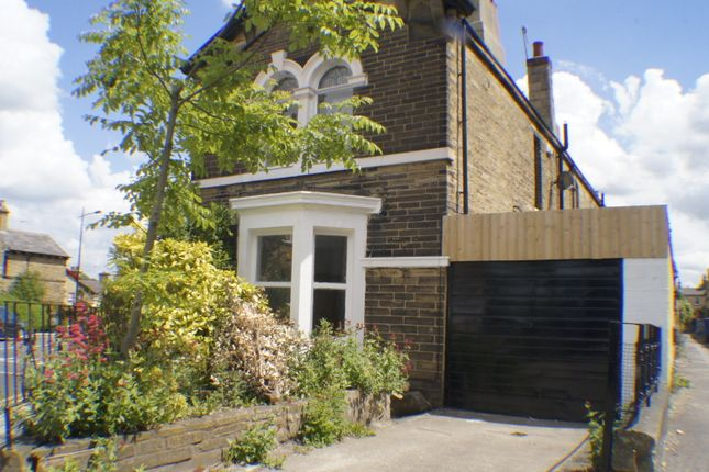 Thumbnail Terraced house to rent in Dove Street, Bradford