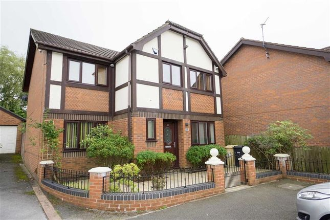 Thumbnail Detached house for sale in Fairhaven Avenue, Westhoughton, Bolton