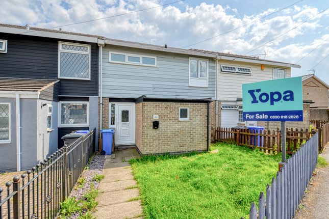 3 bed town house for sale in Hazlebarrow Crescent, Sheffield S8