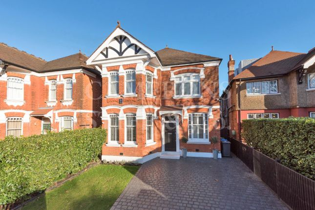Thumbnail Detached house for sale in Dartmouth Road, Mapesbury, London