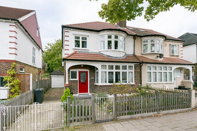 Thumbnail Semi-detached house for sale in Wavertree Road, London