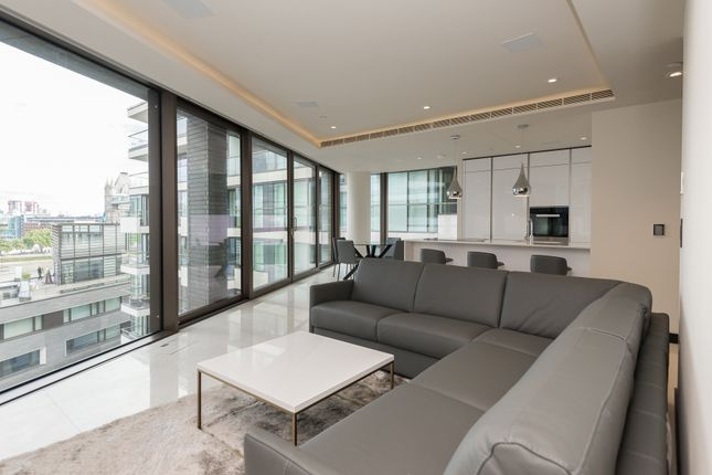 Thumbnail Flat to rent in One Tower Bridge, London