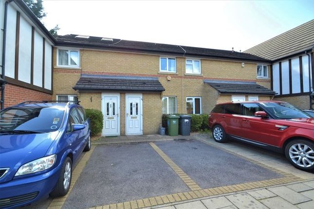 Thumbnail Terraced house to rent in Gittens Close, Downham, Bromley