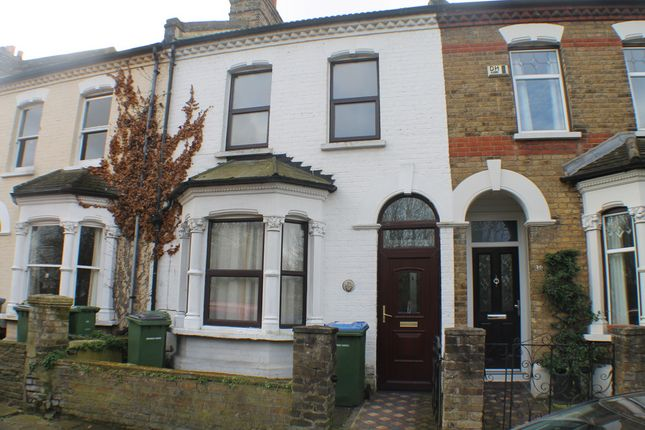 Thumbnail Terraced house to rent in St. Johns Terrace, London