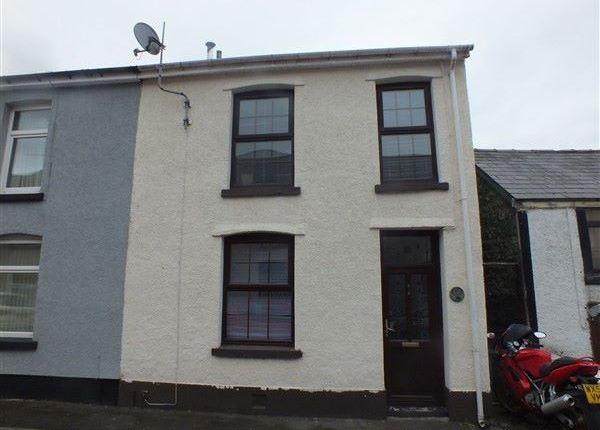 3 bed terraced house to rent in Queen Street, Blaenavon, Pontypool NP4