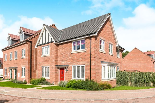 Thumbnail Detached house for sale in Hogarth Court, Sible Hedingham, Halstead