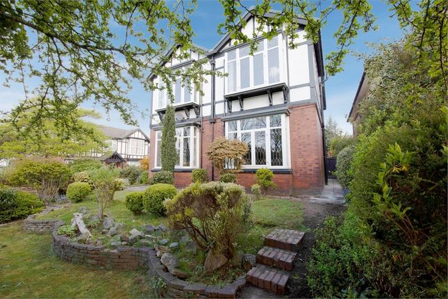 Thumbnail Detached house for sale in Eccles Old Road, Salford, Greater Manchester